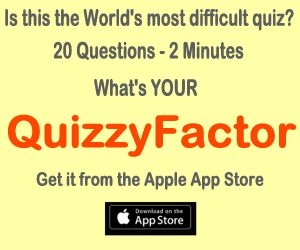 QuizzyFactor in the App Store